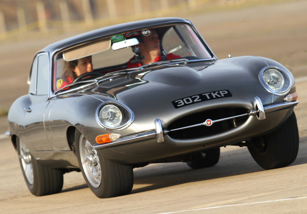 1962 Jaguar E Type
