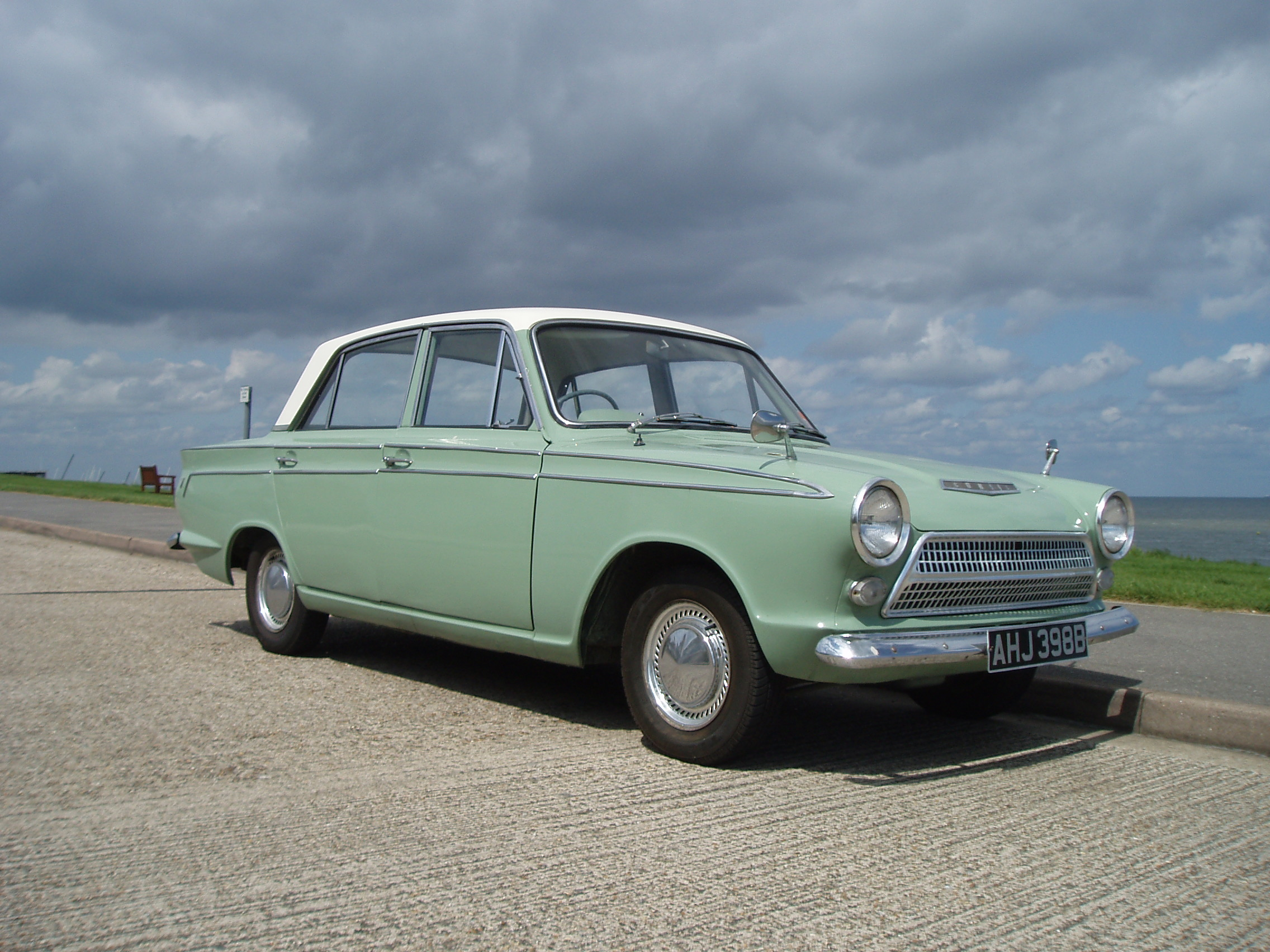 1963 Ford Mk1 Cortina Super Automatic