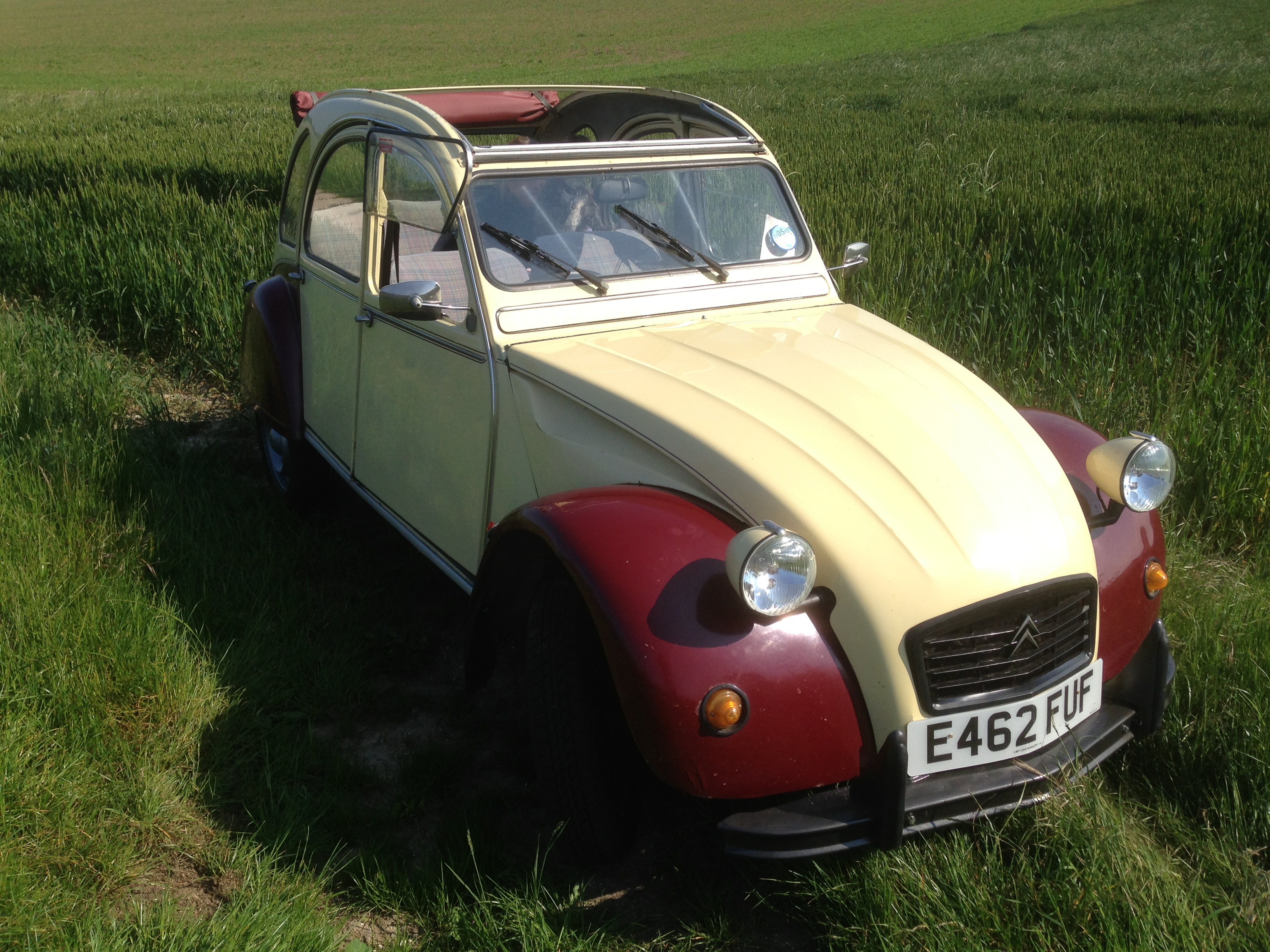 1988 Citroen 2CV6 Dolly