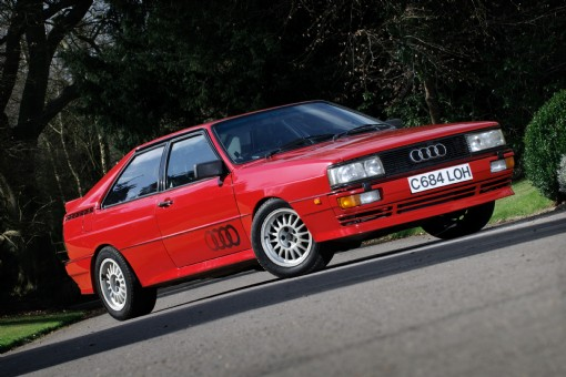 1985 Audi quattro Turbo