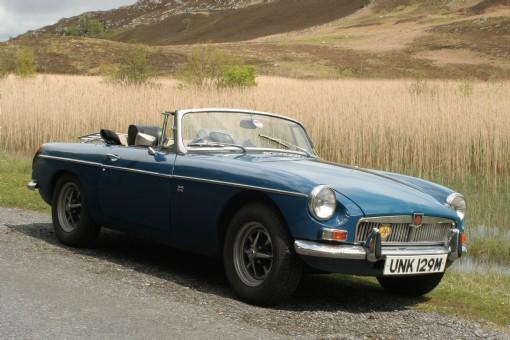 Caterham Super Seven Classic Car Hire Hchg