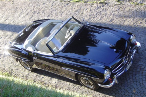 Classic Car Hire Hchg