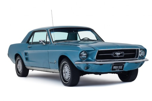Ford Mustang Coupe Straight 6  3.3L