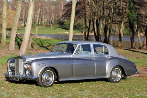 1963 Rolls Royce Silver Cloud 3