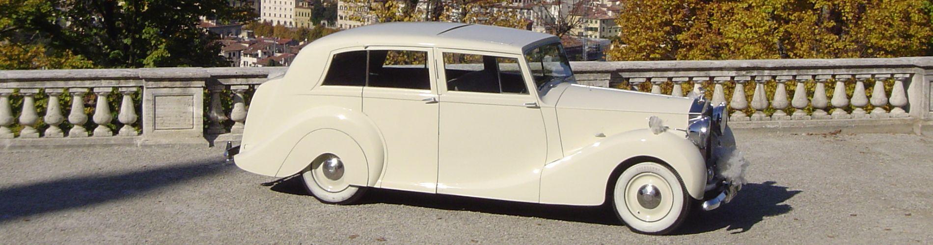 Classic Car Hire - HCHG