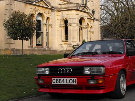 FIRE UP THE QUATTRO (AGAIN)!