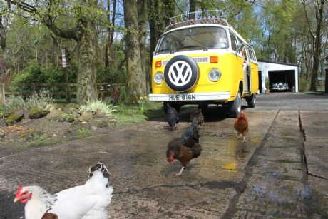 Caledonian Classics - VW Camper Van May & June Special Offer