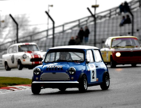 Swinging back to the Sixties with a 1966 MK1 Mini & GT Classic Hire